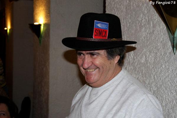 Un chapeau bien décoré