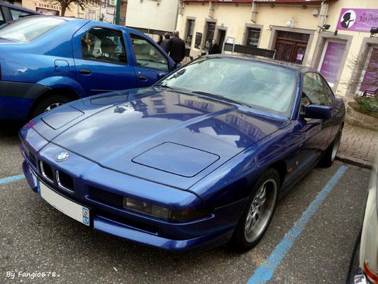 BMW de Fernand