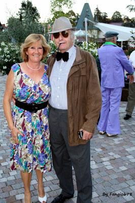 Mr et Mme Maigret