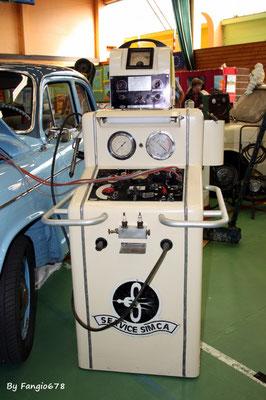 Le syncoscope Simca