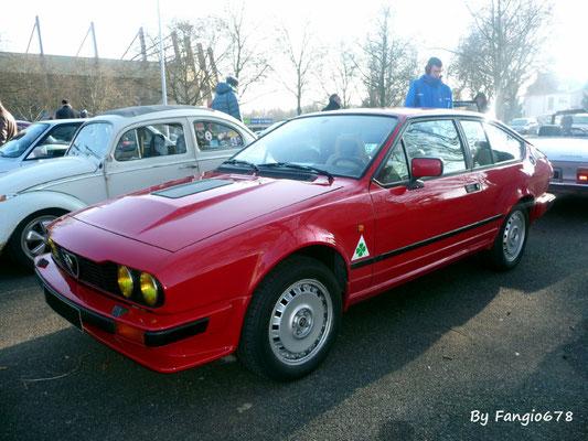 Alfa-Roméo GTV6