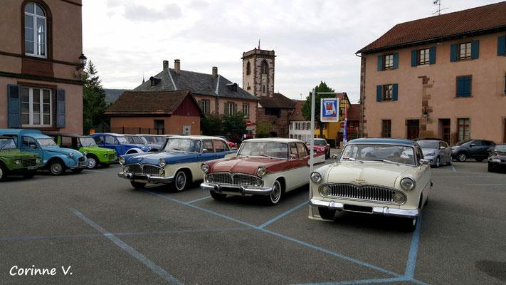 Les Simca Chambord et Ariane