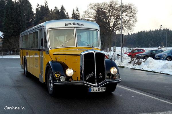 Car Berna carrossé par Lauber Suisse