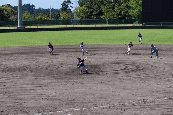 宮野運動公園野球場