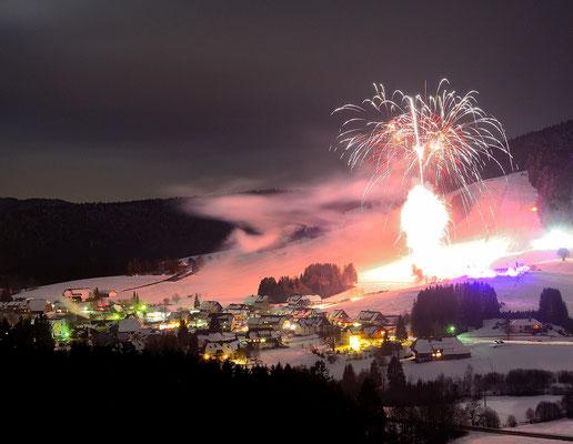 Schneeskulpturen Festival in Bernau