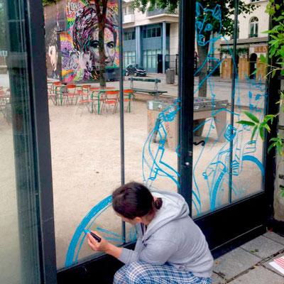 Le pavillon des canaux, 75019 Paris