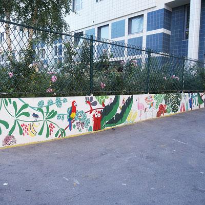 mur des enfants