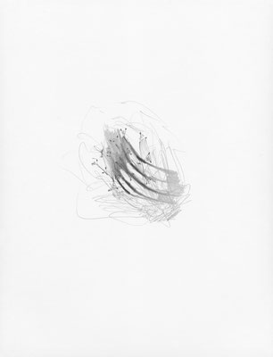 Graphit auf Papier, Lemgo 2018, 26,5 x 20 cm