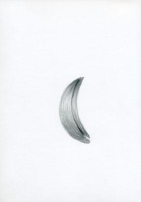 Graphit auf Papier, Oronsko (PL) 2017, 23,3 x 17 cm