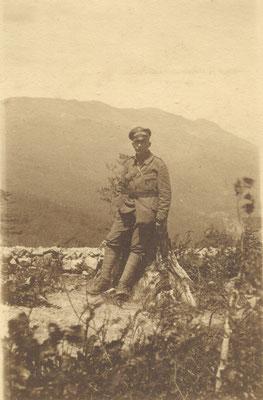 Portrait in den Karpathenbergen