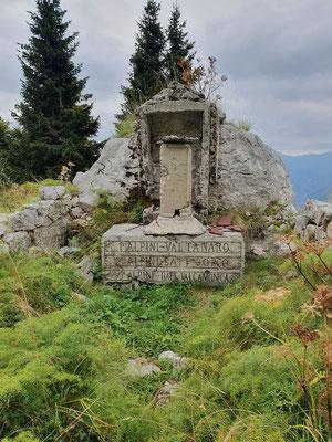 Das Denkmal im Jahr 2020.