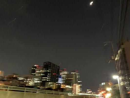 堂後ミカ/2020.05.29 20:30頃/大阪市城東区、帰宅途中