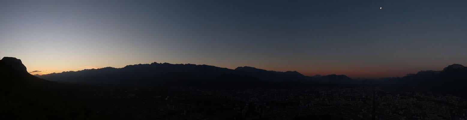 marmotte/2020.07.09 06:02/フランス、サン・マルタン・ヴィヌー、山