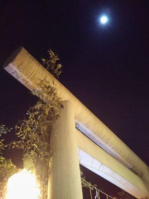 りえ&ゆうき/2021.01.01 02:19/東京、天祖神社