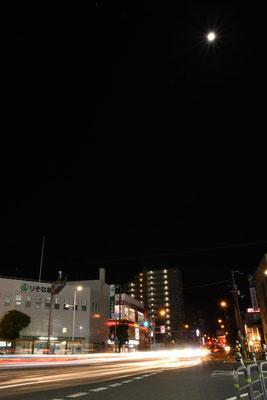 堂後ミカ/2020.10.02 00:01/大阪市城東区蒲生四丁目