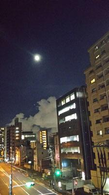 りえ&ゆうき/2020.08.27 19:05/東京、自宅ベランダ
