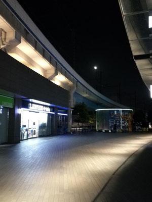 SGK/2020.10.06 21:17/二子玉川