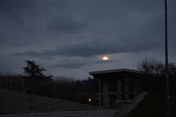 marmotte/2020.12.29 17:10/フランス、サンマルタルデール、キャンパス