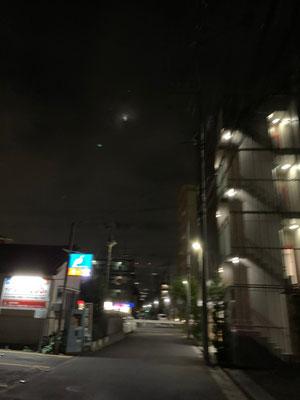 かねつなしほ/2020.07.29 19:00/23区外から
