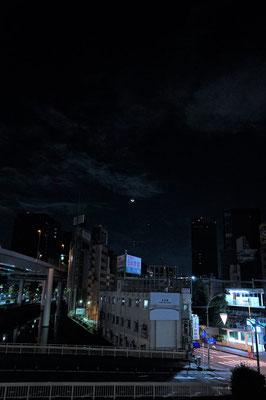 pinkuma/2020.10.14 03:40頃/東京都内
