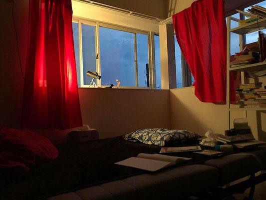 渡邉小夏/2020.05.12/神奈川県川崎市麻生区、自分の部屋