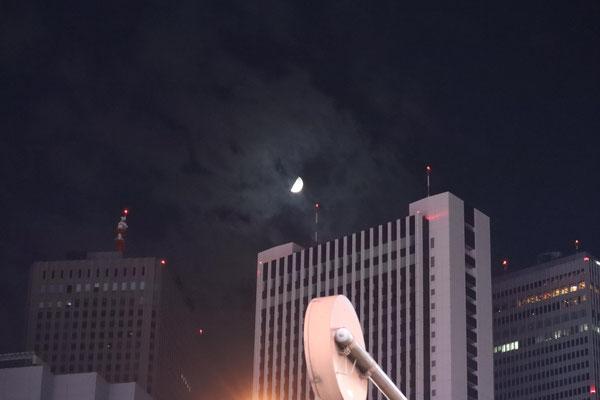 蒼晶/2020.06.28 21:45/新宿駅近くの路上にて