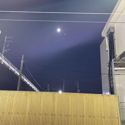 わか/2020.08.03 23:00頃/神奈川県 新横浜駅