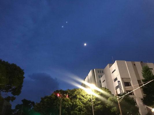 秋山直子/2020.07.26 19:00頃/神奈川県横浜市中区