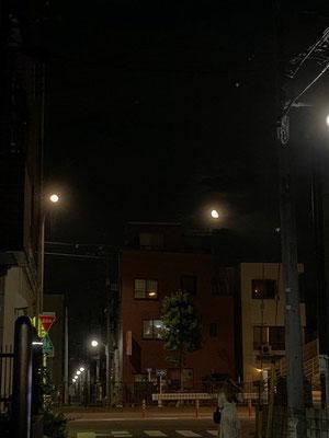 Pulmo/2020.07.10/東京都江戸川区一之江、大通り