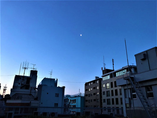 稲吉 稔/2020.05.14 04:00/横浜市中区住居ビル屋上