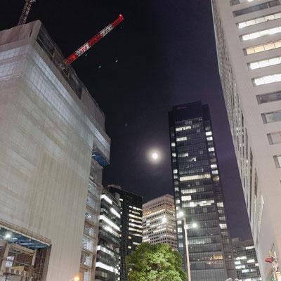 堂後ミカ/2020.09.29/JR大阪駅南側