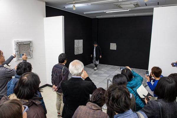 展示撮影:中川達彦(BankART1929)