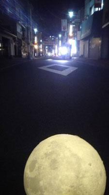 りえ&ゆうき/2020.10.12 23:35/巣鴨、地蔵通り