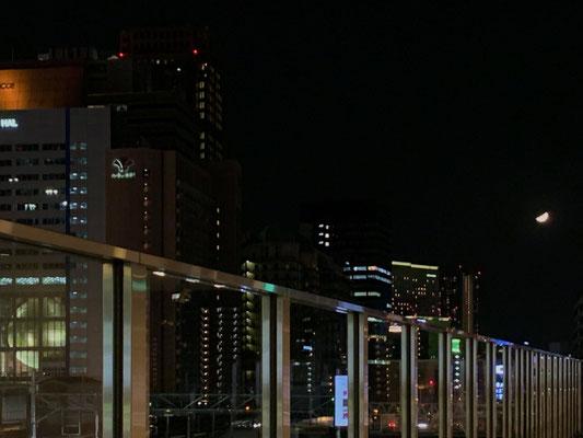 堂後ミカ/2020.10.23 22:04/JR大阪駅