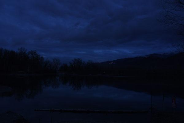 marmotte/2020.12.30 17:37/フランス、メイラン、Lac Taillat