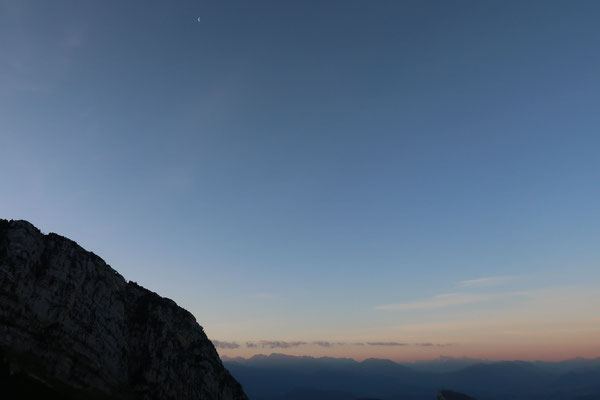marmotte/2020.07.14 06:30/フランス、モン・サン・マルタン、山