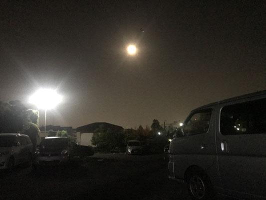 渡辺 篤/2020.5.13 03:40/横浜市、自宅近く駐車場/月齢19.9