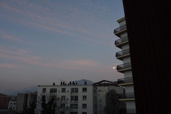 marmotte/2021.03.01/フランス、グルノーブル、自宅