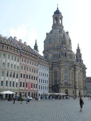 ... Dresden - Frauenkirche
