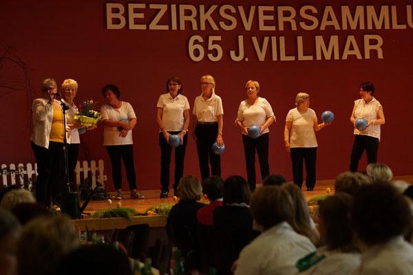 Gymnastikgruppe der Landfrauen Villmar