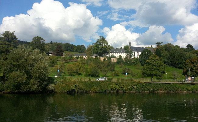 ... Schifffahrt von Heidelberg nach Neckargemünd