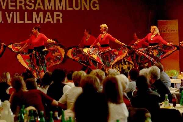Bauchtanzgruppe OV Villmar