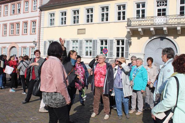 Führung durch die Altstadt Heidelberg