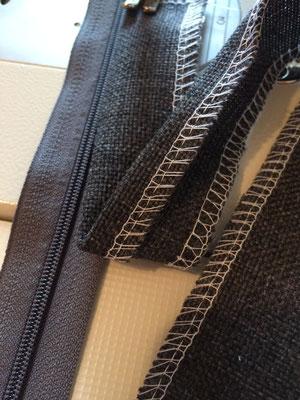 Diy Sitzkissenbezugsitzbezug Für Eine Bank Nähen Handwerks Produkt