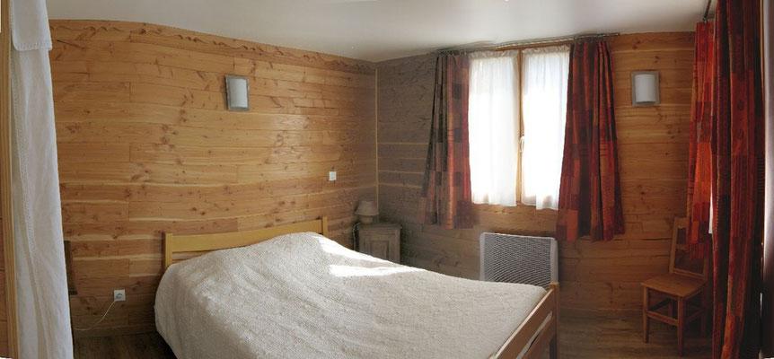 La chambre Est: 10 m²