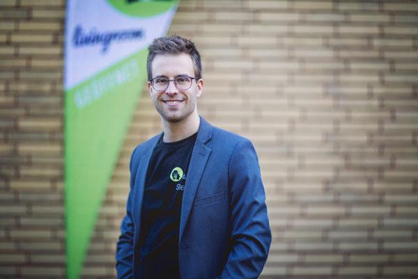 Vorstandsvorsitzender. Steffen Brieden