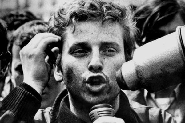 Daniel Cohn-Bendit , Paris-Nanterre 1968
