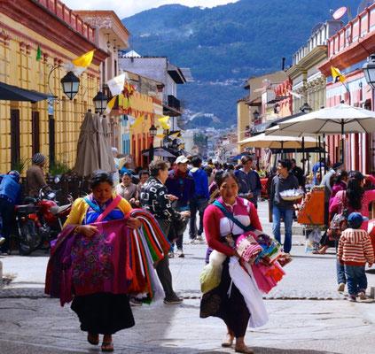 Livet i Chiapas San Cristobal de las Casas