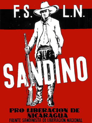 Remember the sandinistas-revolution - 1979!