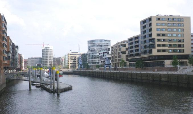 """Byen som erhverszone: Hamburgs """"Havne - City"""""""
